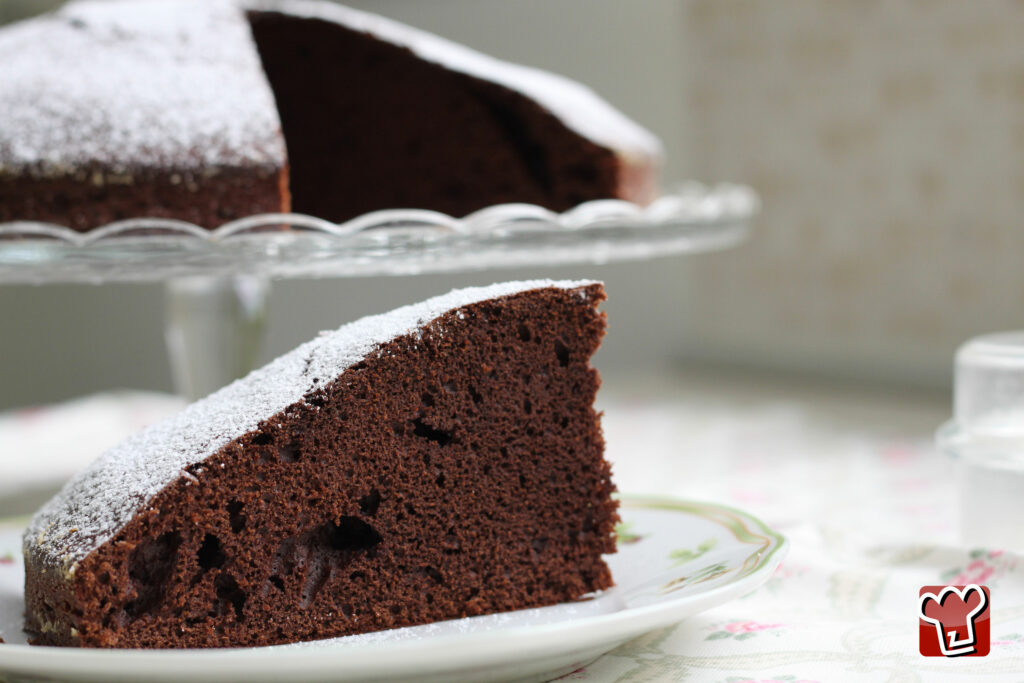 torta al cioccolato - My Italian Recipes
