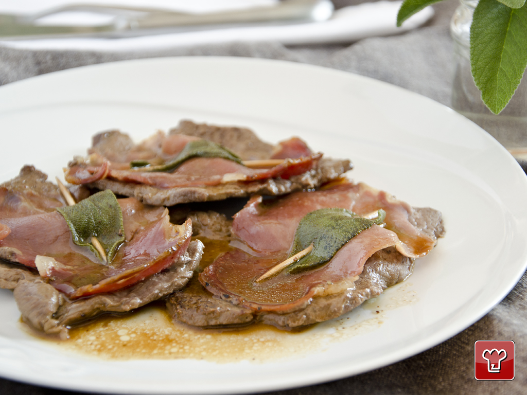 saltimbocca alla romana - My Italian Recipes